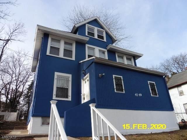 47 Pine Grove Ter, Newark City, NJ 07106 (MLS #3616700) :: REMAX Platinum
