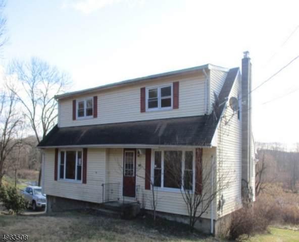 55 Davis Rd, Frankford Twp., NJ 07826 (MLS #3616898) :: Pina Nazario