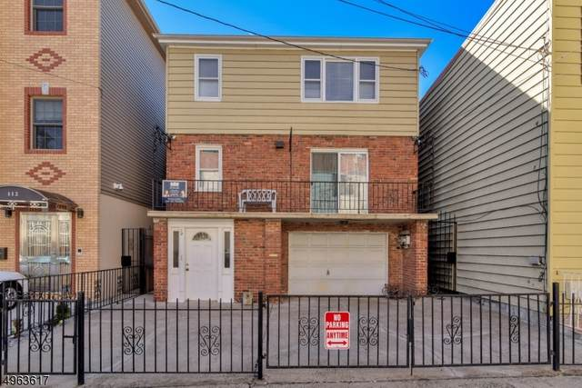 115 Paterson St, Jersey City, NJ 07307 (MLS #3617020) :: The Sikora Group