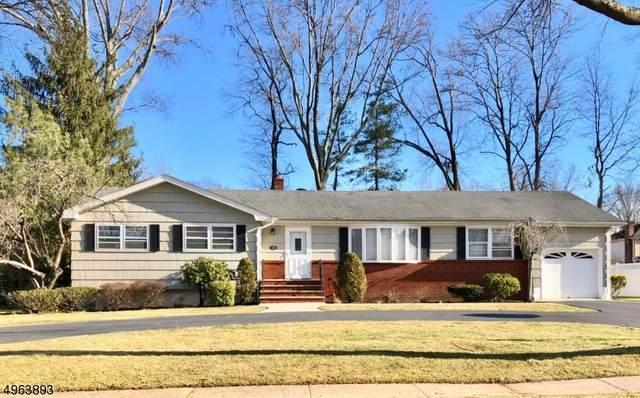 109 Stonehenge Terrace, Clark Twp., NJ 07066 (#3617240) :: Daunno Realty Services, LLC