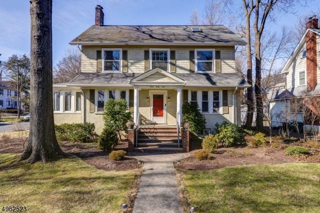 349 S Ridgewood Rd, South Orange Village Twp., NJ 07079 (MLS #3617688) :: The Sue Adler Team
