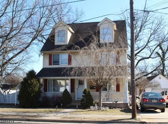 1009 Roosevelt Ave, Manville Boro, NJ 08835 (MLS #3618082) :: The Lane Team