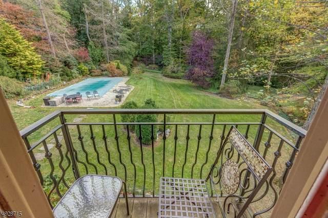 56 Woodcrest Ave, Millburn Twp., NJ 07078 (MLS #3618124) :: The Dekanski Home Selling Team
