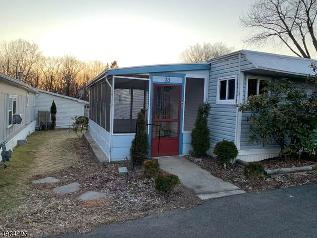195 W Main St, Chester Boro, NJ 07930 (MLS #3618225) :: The Sikora Group