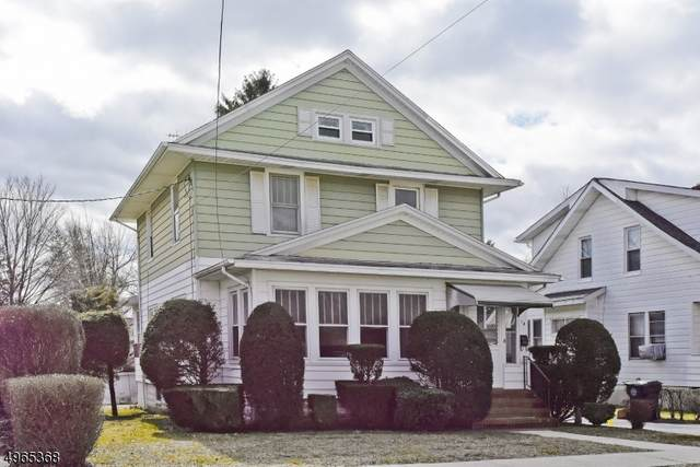 14 Fairchild Ave, Morris Twp., NJ 07950 (MLS #3618513) :: The Debbie Woerner Team
