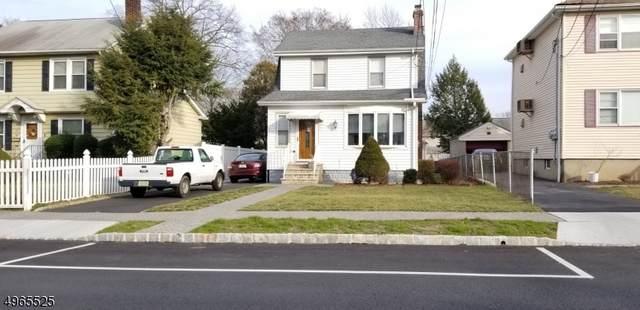 253 Berkeley Ave, Bloomfield Twp., NJ 07003 (MLS #3618625) :: Pina Nazario