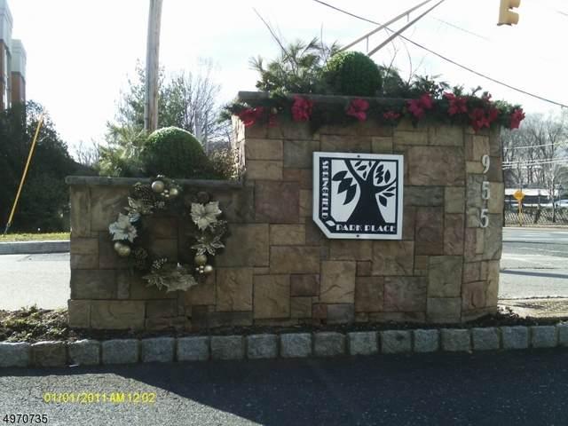 1807 Park Pl #1807, Springfield Twp., NJ 07081 (MLS #3623309) :: Mary K. Sheeran Team