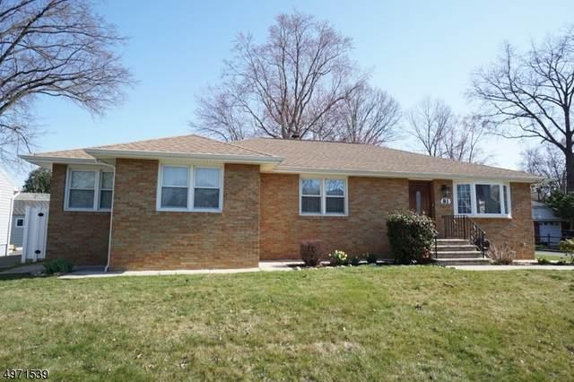 81 New York Ave, Clark Twp., NJ 07066 (#3624115) :: Daunno Realty Services, LLC