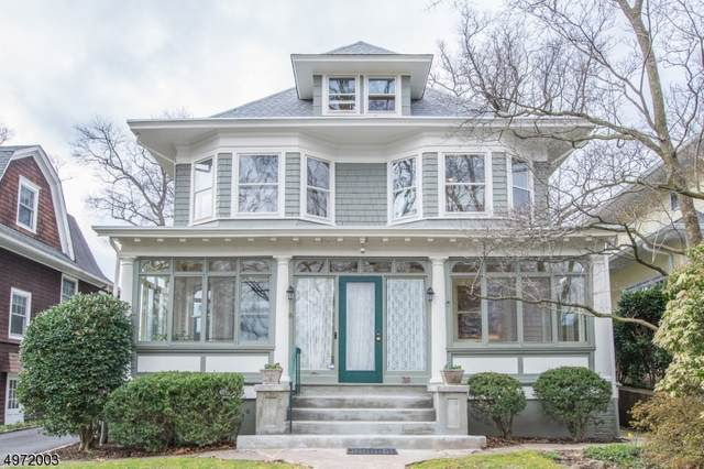 36 Hamilton Rd, Glen Ridge Boro Twp., NJ 07028 (MLS #3624378) :: Coldwell Banker Residential Brokerage
