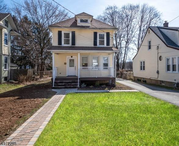 22 N Hillside Ave, Roxbury Twp., NJ 07876 (MLS #3624653) :: The Douglas Tucker Real Estate Team