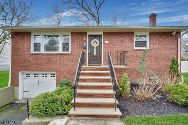 83 Ruby St, Springfield Twp., NJ 07081 (MLS #3624986) :: The Premier Group NJ @ Re/Max Central