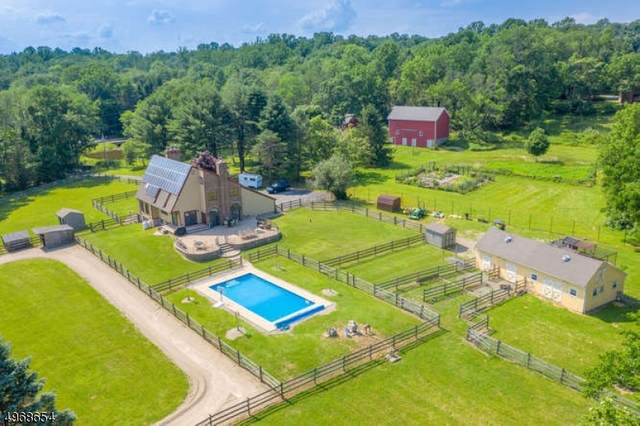 1012 Califon-Cokesbury Road, Tewksbury Twp., NJ 08833 (MLS #3625122) :: Vendrell Home Selling Team