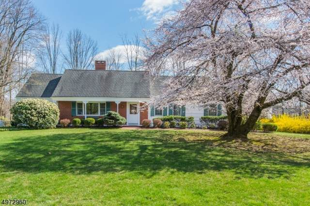 13 Summit Rd, Morris Twp., NJ 07960 (MLS #3625421) :: William Raveis Baer & McIntosh