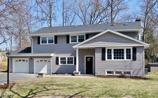 2 Ball Ter, Parsippany-Troy Hills Twp., NJ 07005 (MLS #3625725) :: Mary K. Sheeran Team