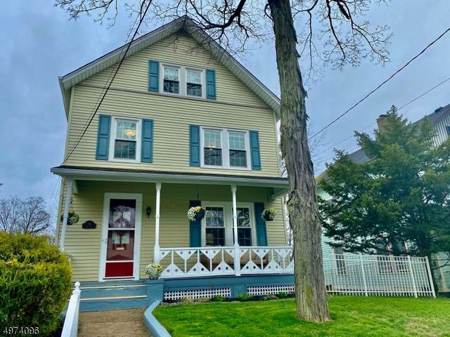 53 Mills St, Morristown Town, NJ 07960 (MLS #3626623) :: Mary K. Sheeran Team