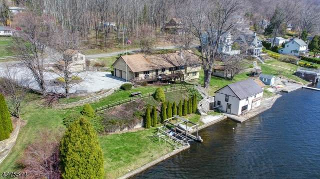 64 Lower North Shore Rd, Frankford Twp., NJ 07826 (MLS #3627608) :: The Sue Adler Team