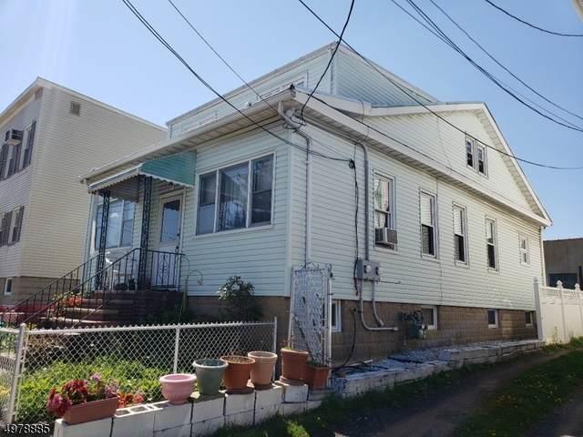 914 Van Buren Avenue, Elizabeth City, NJ 07201 (MLS #3630794) :: The Sikora Group