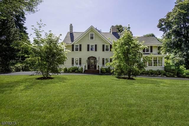 46 Kitchell Rd, Harding Twp., NJ 07960 (MLS #3631291) :: Team Francesco/Christie's International Real Estate