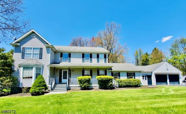 2 Hasta Way, Andover Twp., NJ 07860 (MLS #3632528) :: SR Real Estate Group