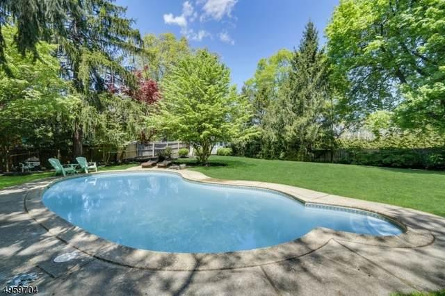 64 Rolling Hill Dr, Chatham Twp., NJ 07928 (MLS #3632847) :: The Dekanski Home Selling Team