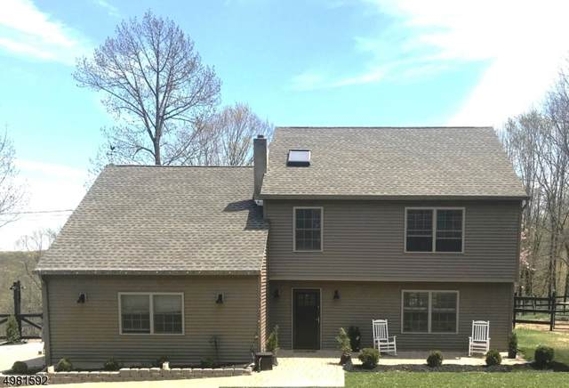 168 Mudtown Rd, Wantage Twp., NJ 07461 (MLS #3633038) :: Weichert Realtors