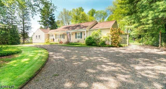 35 Old Chester Rd, Peapack Gladstone Boro, NJ 07934 (MLS #3633604) :: Mary K. Sheeran Team