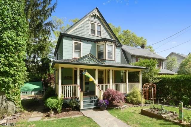 434 Ridgewood Rd, Maplewood Twp., NJ 07040 (MLS #3634548) :: Coldwell Banker Residential Brokerage
