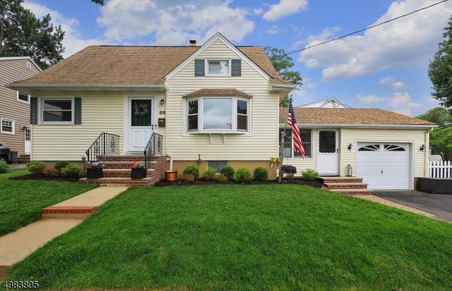 66 Mc Dermott Pl, Fanwood Boro, NJ 07023 (MLS #3634868) :: The Debbie Woerner Team
