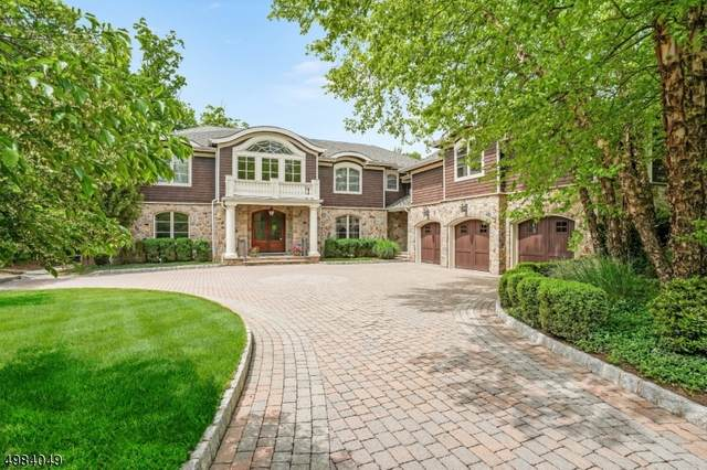 296 Hartshorn Drive, Millburn Twp., NJ 07078 (MLS #3635126) :: The Dekanski Home Selling Team