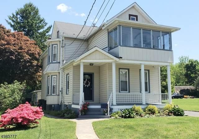 33 Beethoven Ave, Washington Boro, NJ 07882 (MLS #3636368) :: Mary K. Sheeran Team