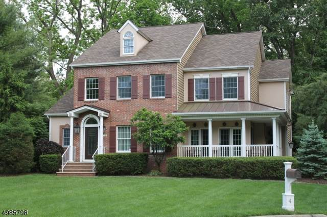 4 Stonewall Ln, Mountain Lakes Boro, NJ 07046 (MLS #3636873) :: RE/MAX Select
