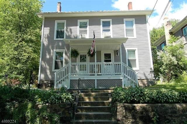 115 Wall St, Belvidere Twp., NJ 07823 (#3637021) :: Jason Freeby Group at Keller Williams Real Estate