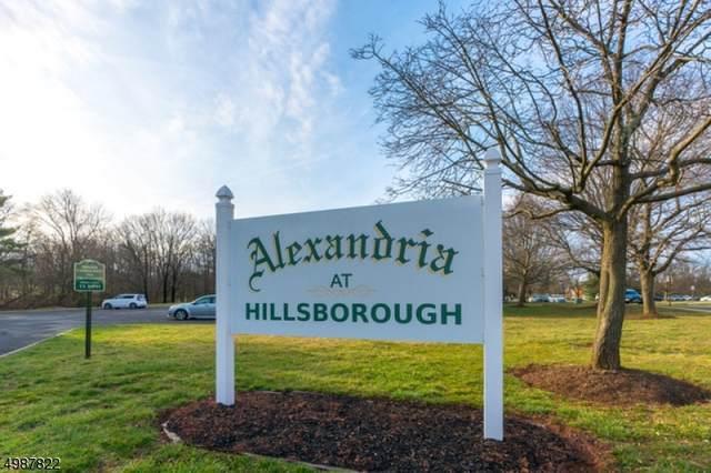 524 Andria Ave Apt 232, Hillsborough Twp., NJ 08844 (MLS #3638533) :: The Sue Adler Team