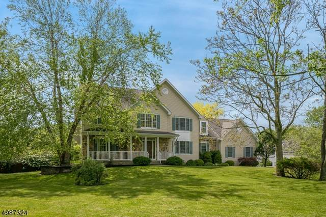 14 Harvest Ln, Washington Twp., NJ 07853 (MLS #3638678) :: The Karen W. Peters Group at Coldwell Banker Realty
