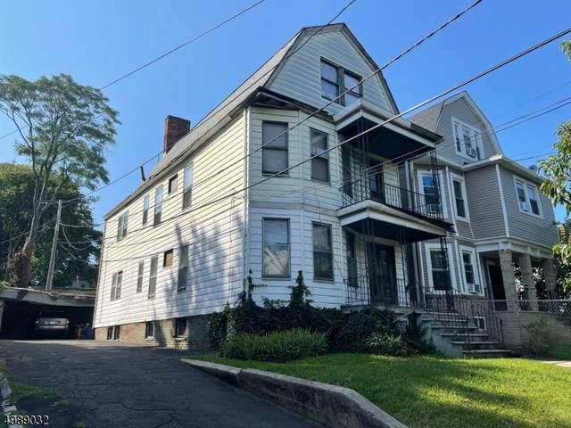 373 Seymour Ave #2, Newark City, NJ 07112 (MLS #3639455) :: Coldwell Banker Residential Brokerage