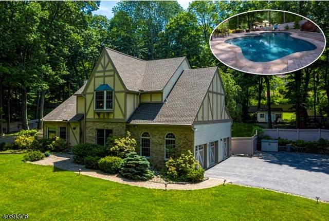 15 Carriage House Rd, Sparta Twp., NJ 07871 (#3639682) :: Nexthome Force Realty Partners