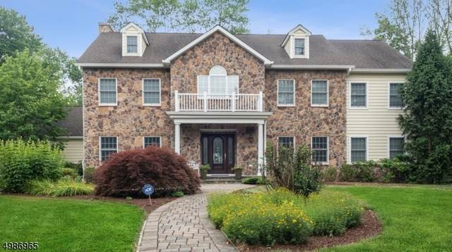 45 Hilltop Cir, Hanover Twp., NJ 07981 (MLS #3639695) :: The Karen W. Peters Group at Coldwell Banker Realty