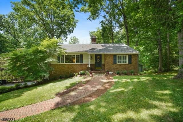 12 Primrose Trail, Harding Twp., NJ 07960 (MLS #3639734) :: SR Real Estate Group