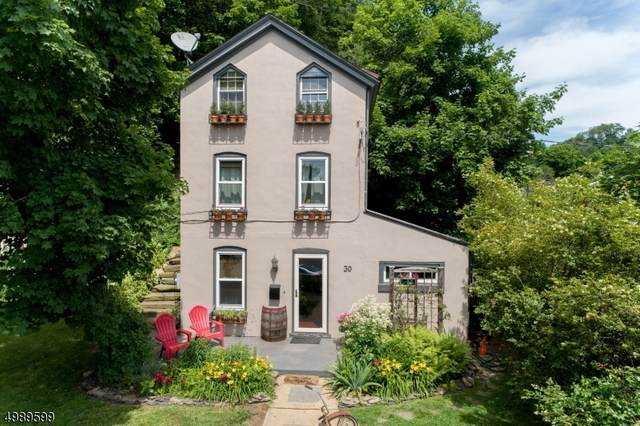 30 S Franklin St, Lambertville City, NJ 08530 (#3639973) :: Bergen County Properties