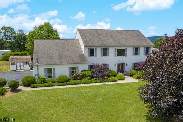 30 Dalrymple Rd, Frankford Twp., NJ 07826 (MLS #3641283) :: SR Real Estate Group
