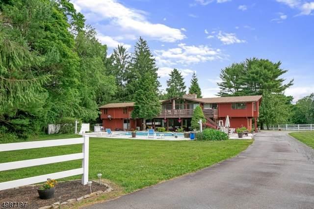 12 Mccatharn Road, Clinton Twp., NJ 08833 (MLS #3641384) :: Team Francesco/Christie's International Real Estate