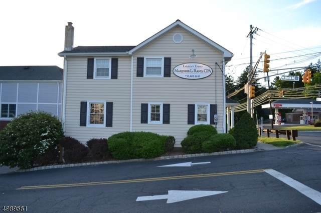 1914 Washington Valley Rd, Bridgewater Twp., NJ 08836 (MLS #3641736) :: The Karen W. Peters Group at Coldwell Banker Realty