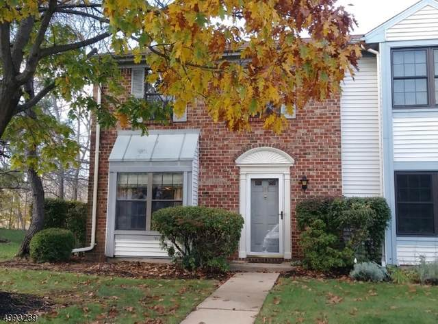 105 Pear Tree Ln, Franklin Twp., NJ 08823 (MLS #3643190) :: The Lane Team
