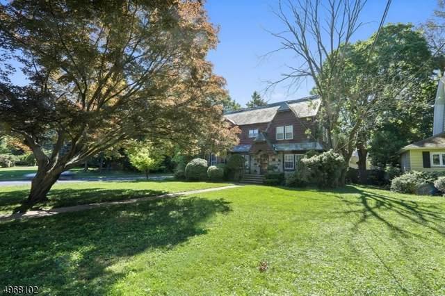 601 W 8Th St, Plainfield City, NJ 07060 (MLS #3643632) :: Team Francesco/Christie's International Real Estate
