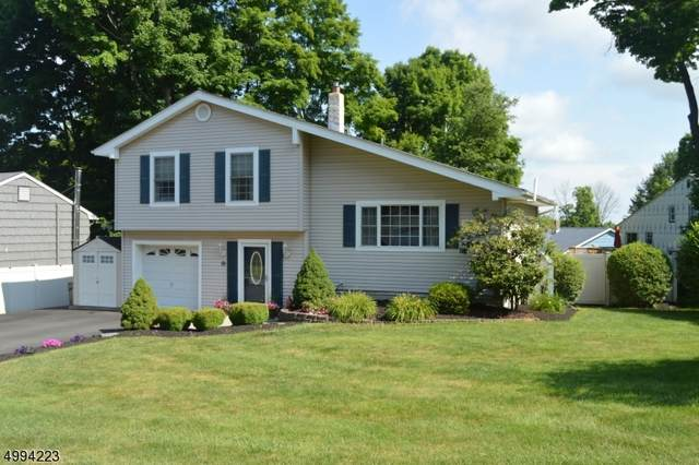 5 Shelley Ct, Sparta Twp., NJ 07871 (#3644221) :: Nexthome Force Realty Partners