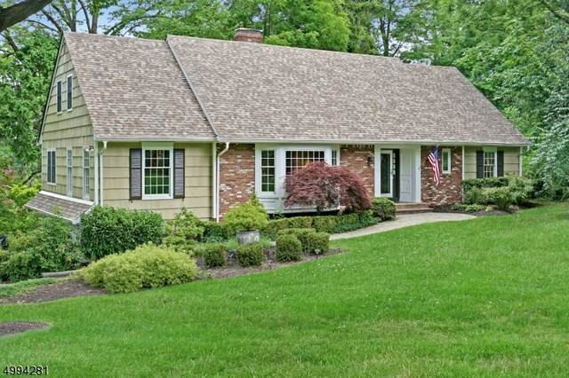 13 Birch Hill Dr, Chatham Twp., NJ 07928 (MLS #3644242) :: The Debbie Woerner Team