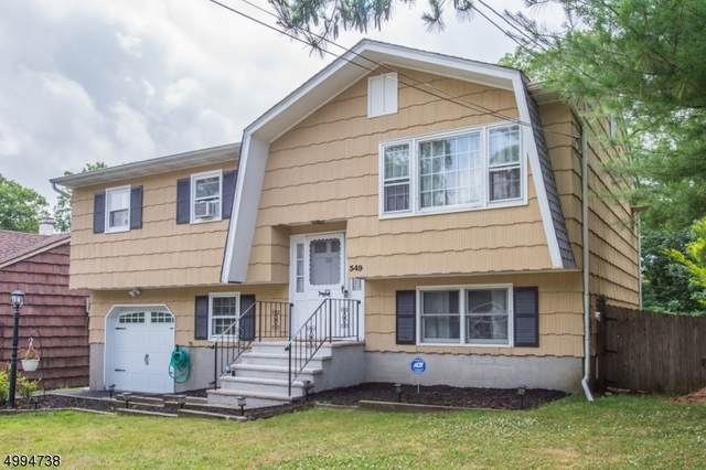 349 Dupont Ave, Hopatcong Boro, NJ 07843 (MLS #3644642) :: The Sikora Group