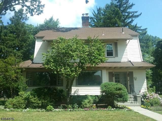 221 Grove Rd, South Orange Village Twp., NJ 07079 (MLS #3644770) :: Coldwell Banker Residential Brokerage