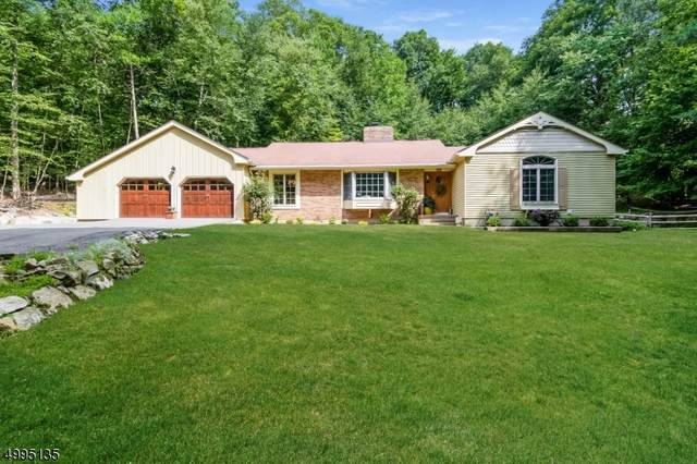 38 Big Spring Rd, Tewksbury Twp., NJ 07830 (MLS #3644878) :: SR Real Estate Group