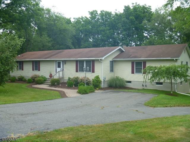 8 Countryside Road, Knowlton Twp., NJ 07832 (MLS #3645205) :: SR Real Estate Group